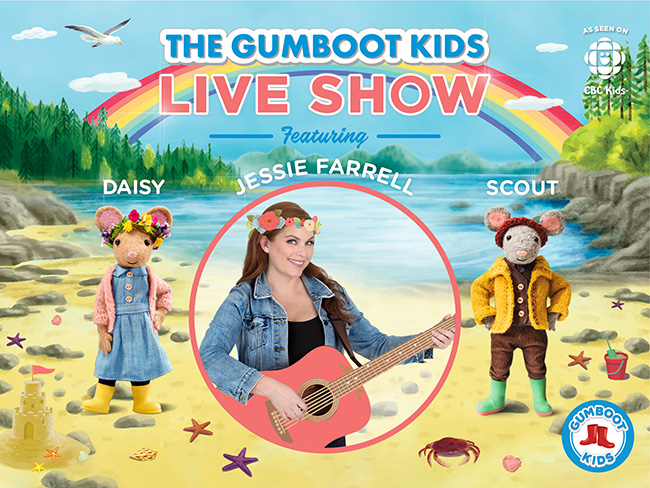 Jessie Farrell & The Gumboot Kids
