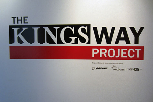 The Kingsway Project