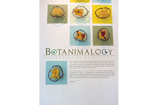 Botanimalogy: Expressions of Nature