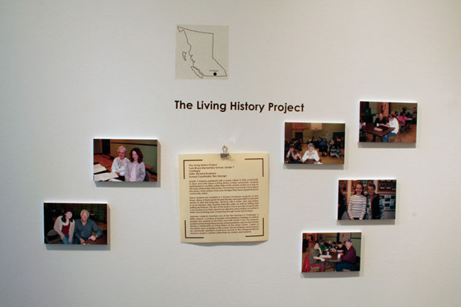 The Living History Project